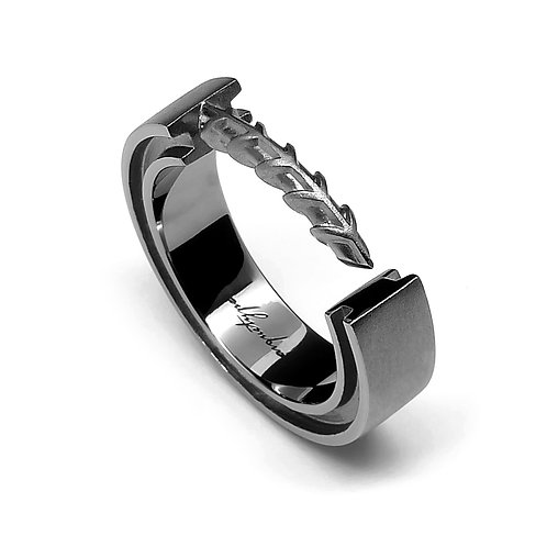 Slick CORE Ring / Gun Metal