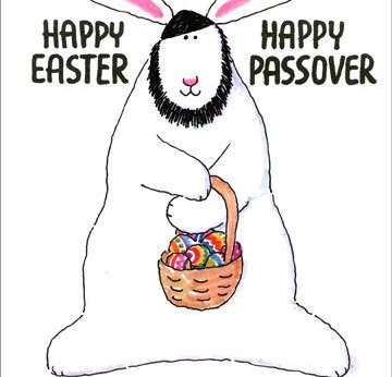 Happy Easter/Passover
