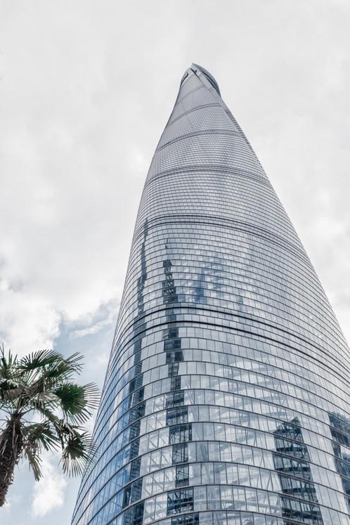 Shanghai highrise
