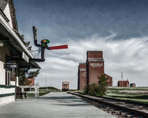 Rowley Railway Station