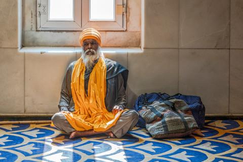 Gurdwara Sis Ganj Sahib, Dehli