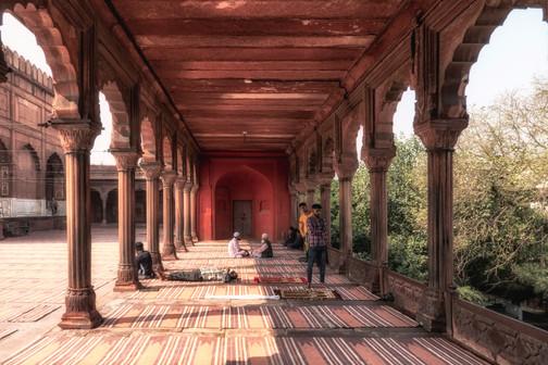 Jama Masjid of Delhi 3