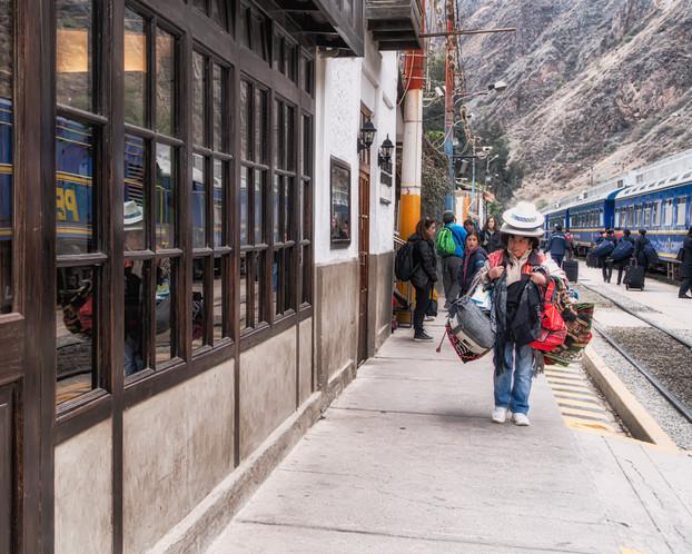 MachuPicchu Station, Peru