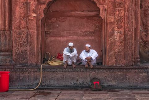 Jama Masjid of Dehli 1
