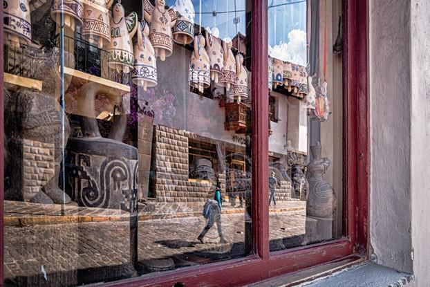 Cusco Reflection, Peru
