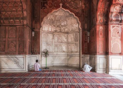 Jama Masjid of Dehli 2