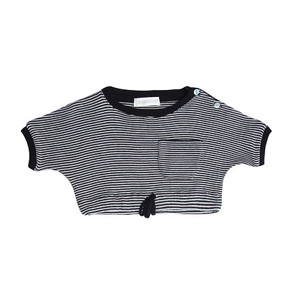 STRIPED BABY BLOUSE