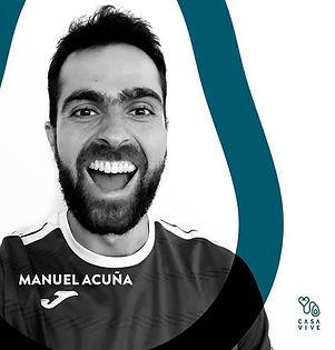 Manuel Acuña Casa Vive