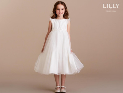 Tuille dress