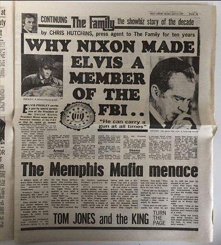 why nixon made elvis a member of the mafia.jpg