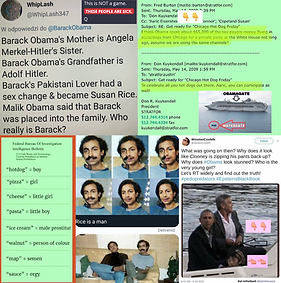obama gate collage evergreen clooney iran money.png