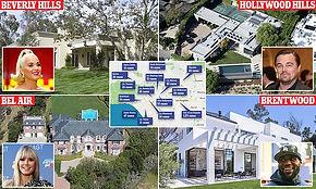 Celebrity Homes get corona.jpg