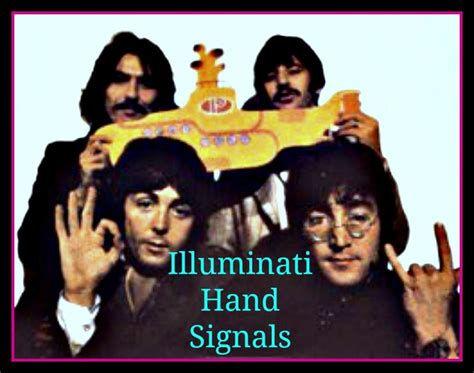beatles illumnati hand signals.jpg