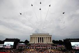 Trump Salute to America 2020 Blue Angels