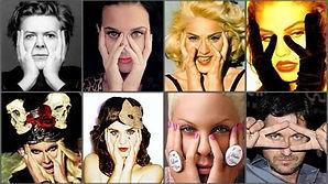 666 illumanati hand signal gestures coll