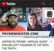 Pryme Minister TAP interview 2-17-21 B.j