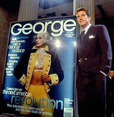 1999 George Mag w John 1st Issue.png