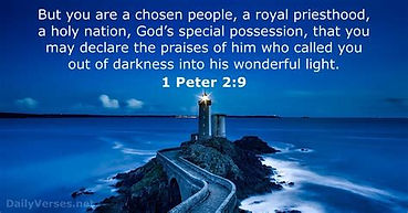 You are a chosen people 1 Peter Lighthouse.jpg