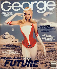 George Mag cover space girl.jpg