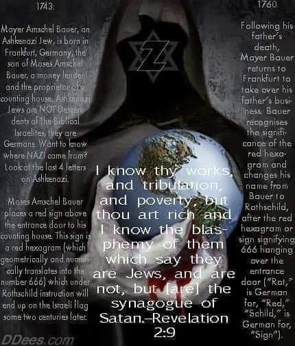 jews are Germans khazarian jews fake jew