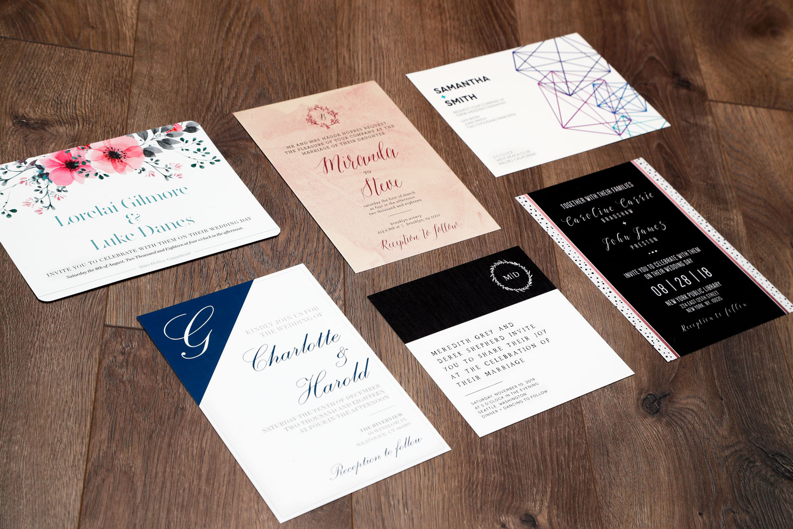 Weddings by Shift+7 Design