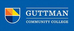 Guttman Community College Logo.png