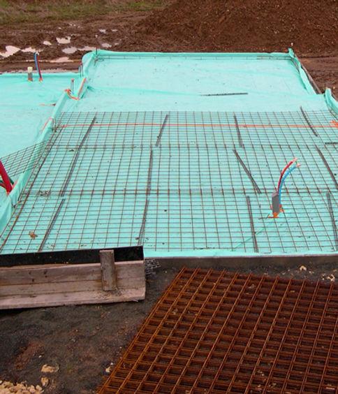 Post construction surfacique physico-chimique avec Termifilm