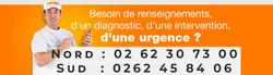 Contact téléphonique du Laboratoire SUBLIMM 974