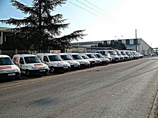 Flotte véhicule Laboratoire SUBLIMM