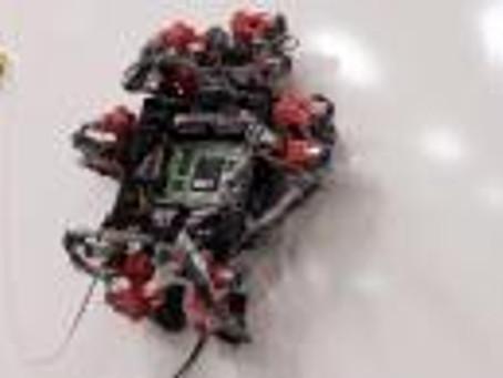 Un Robot inspiré du Gecko prêt à partir dans l'espace.