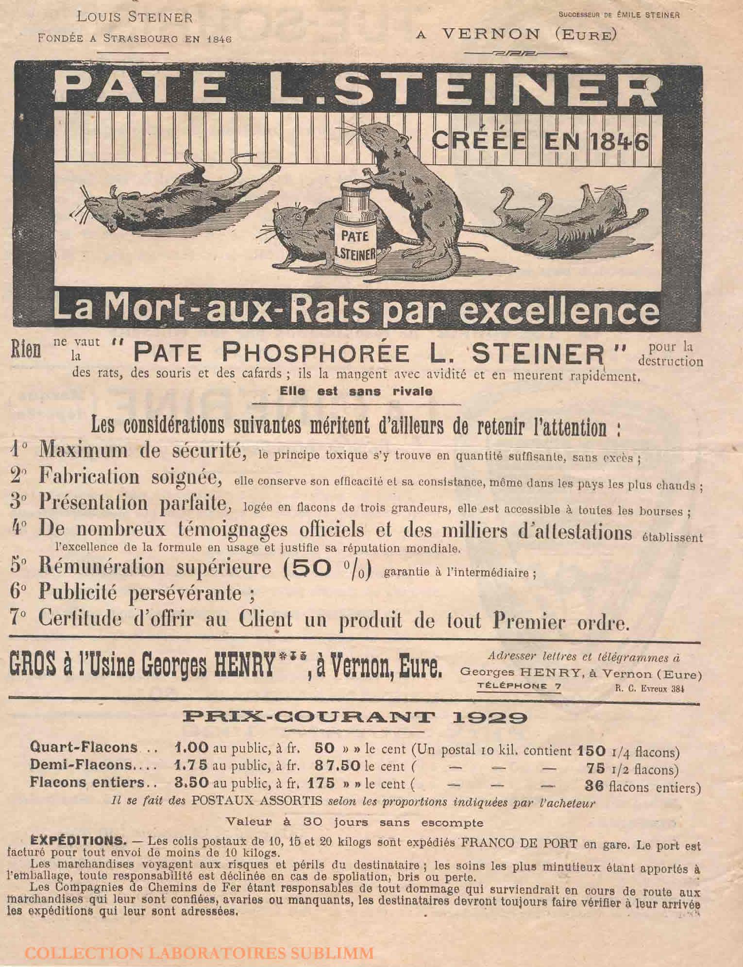 Pate L. Steiner