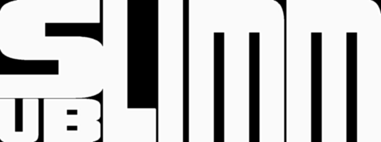 Logo SUBLIMM avec design typographique