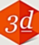 Logo 3d du Laboratoire SUBLIMM 974