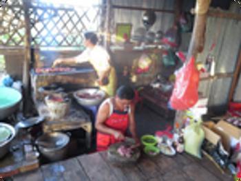 Consommation de rats au Cambodge