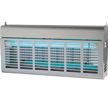 AGR 80 Inox 2 x 40 w avec tubes actiniques anti-éclats