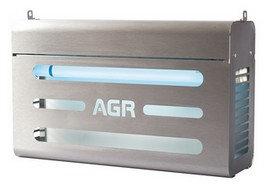 Désinsectiseur électrique AGR 80 watts tout inox