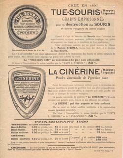 Tue Souris 1923