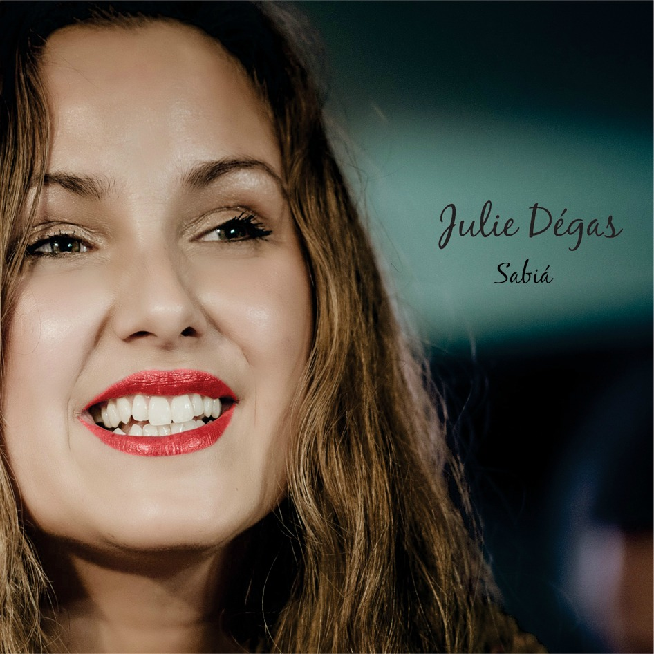 Ny album by Julie Dégas