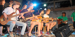 Guitar orkester