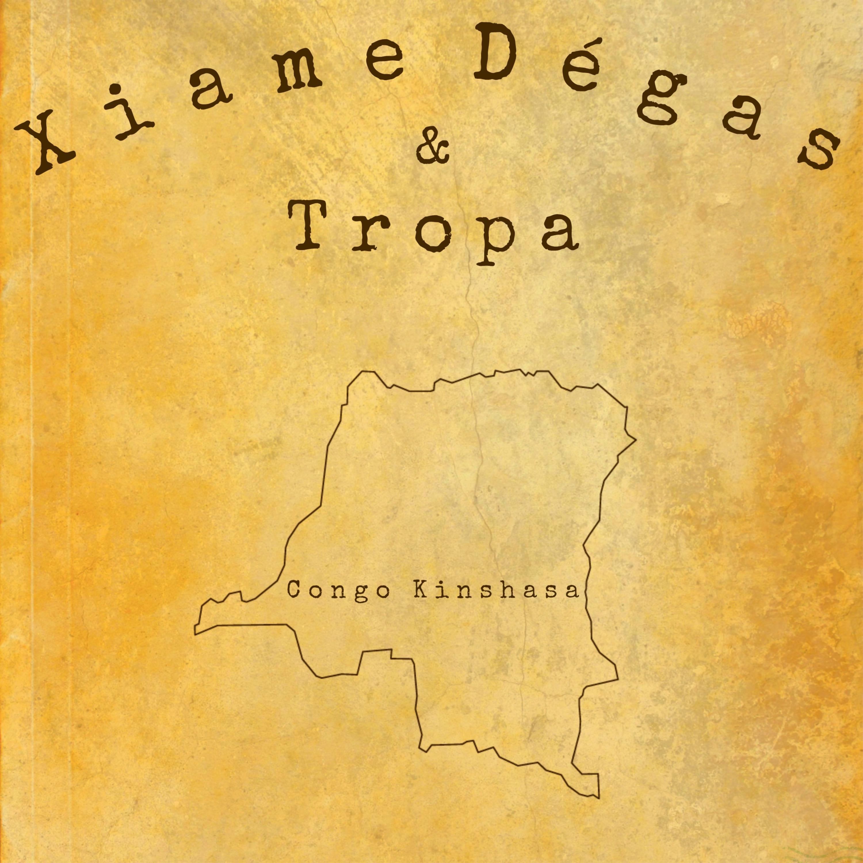 Congo Kinshasa, Cover