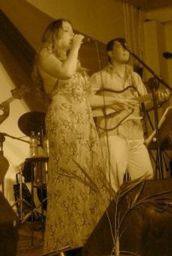 Koncert i Iguape Brasilien