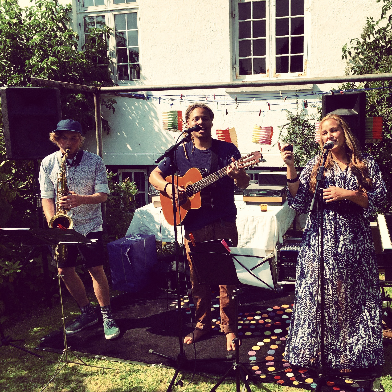Xiame Dégas Trio. København 2015
