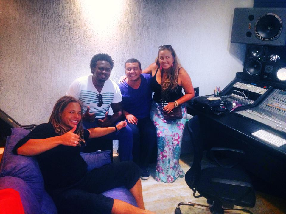Indspilninger i Vila Studios