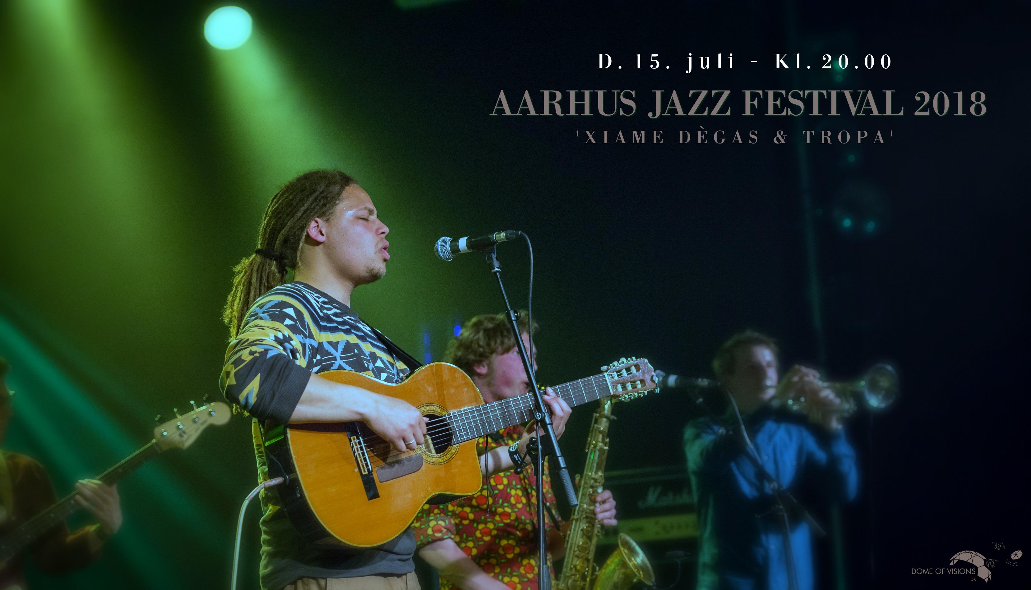 AArhus Jazz Festival 2018 - Dome'en