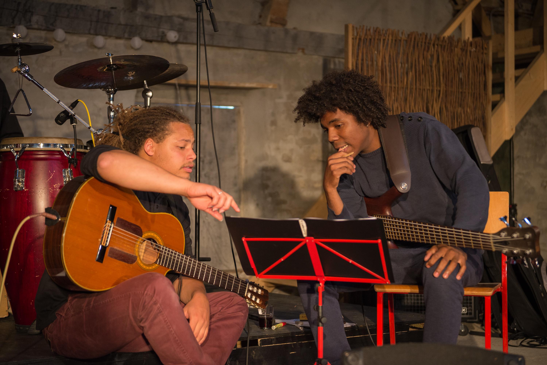 Xiame Dégas & Aurélio Raposo