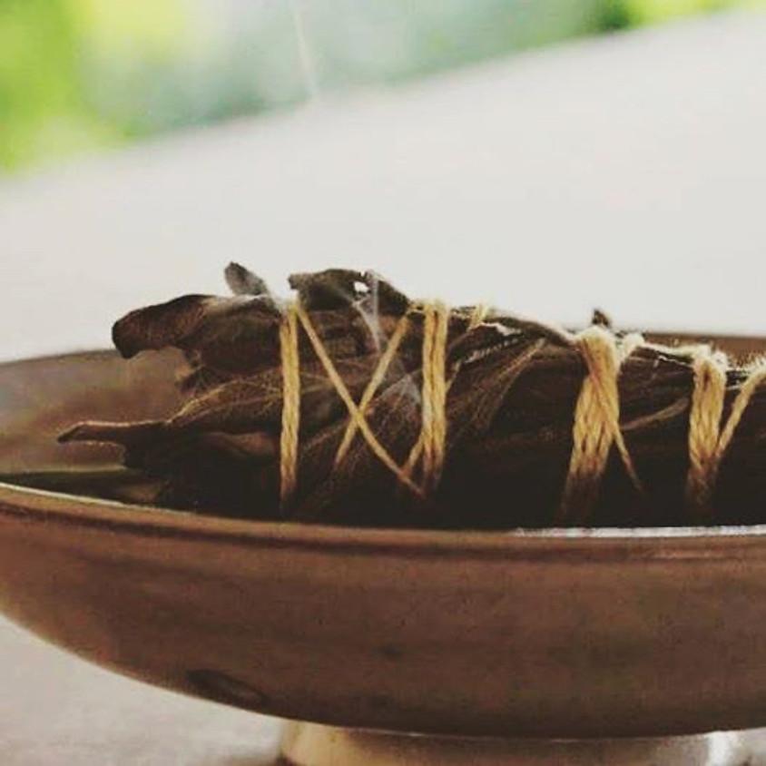 Como fazer incensos naturais (smudge stick)