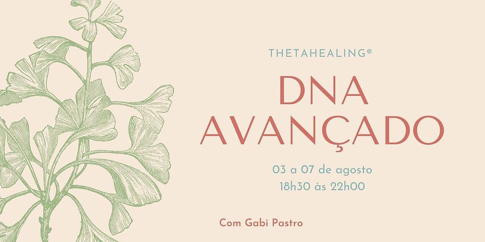 DNA Avançado - ThetaHealing®  ON-LINE (03 a 07 de agosto de 2020) - Rosa de Luz