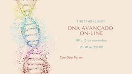 DNA Avançado - ThetaHealing®  ON-LINE (09 a 13 de novembro de 2020) - Rosa de Luz