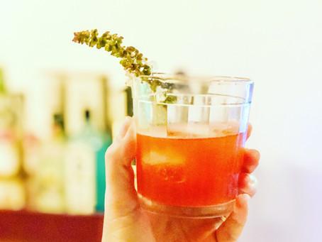 Drinque Herbal