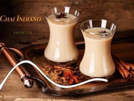 Receita de Chai Indiano